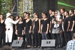 soharóza | BACK-PACK - feat. Jónás Vera Experiment @ Müpa Fesztivál Színház